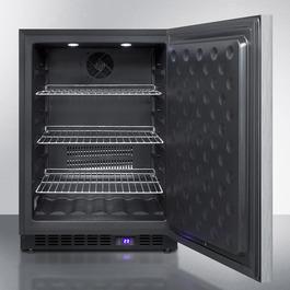 SCFF53BXSSHH Freezer Open
