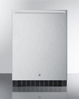SPR627OSCSSHH Refrigerator Front