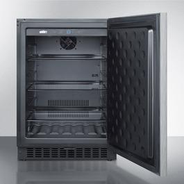 SPR627OSCSSHH Refrigerator Open