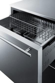 SCFF532D Freezer Detail
