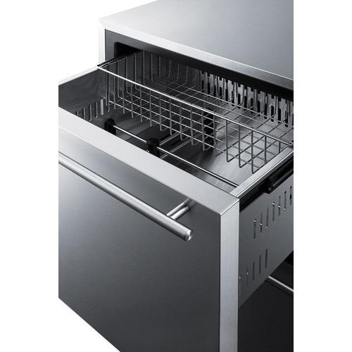 FF642D Refrigerator Detail