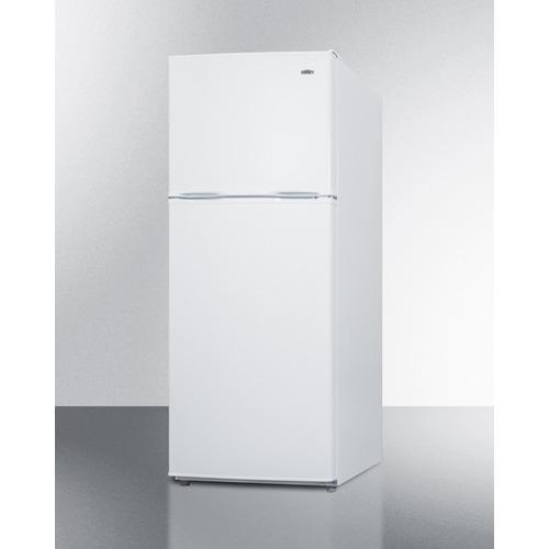 FF1084W Refrigerator Freezer Angle