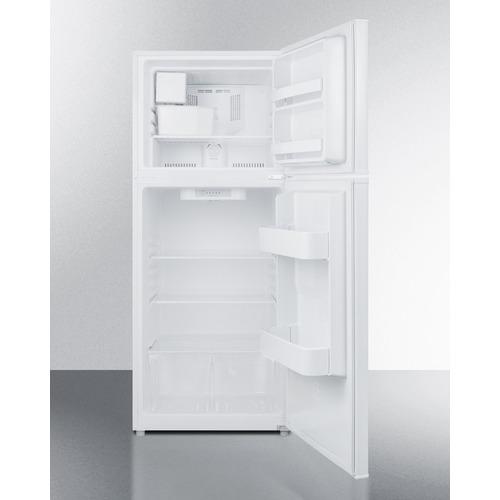 FF1084WIM Refrigerator Freezer Open