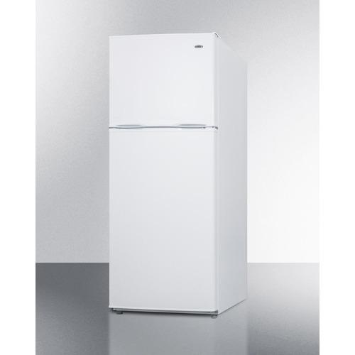 FF1386W Refrigerator Freezer Angle