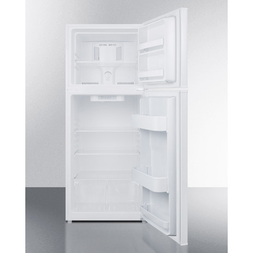 FF1386W Refrigerator Freezer Open