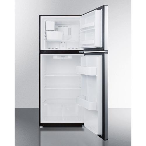 FF1085SSIM Refrigerator Freezer Open