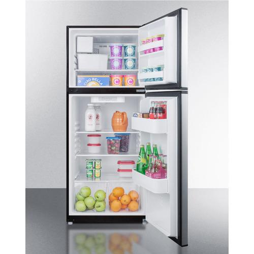 FF1085SSIM Refrigerator Freezer Full