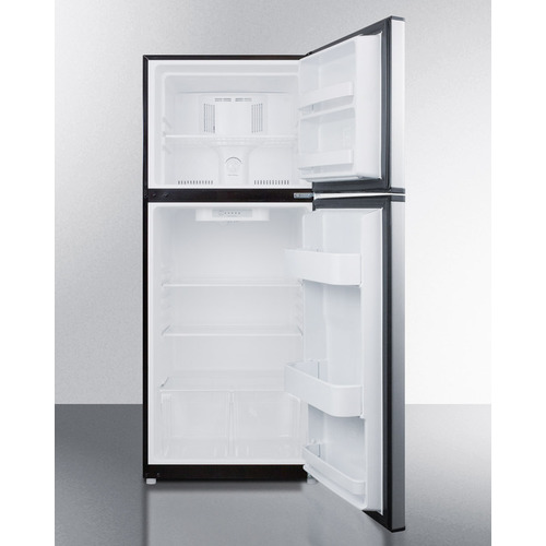 FF1387SS Refrigerator Freezer Open