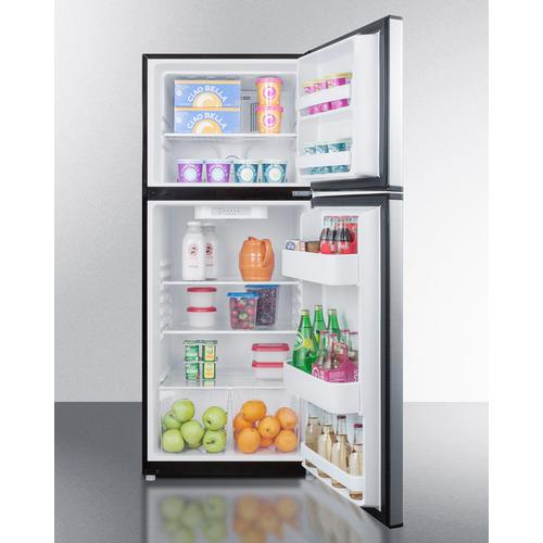 FF1387SS Refrigerator Freezer Full
