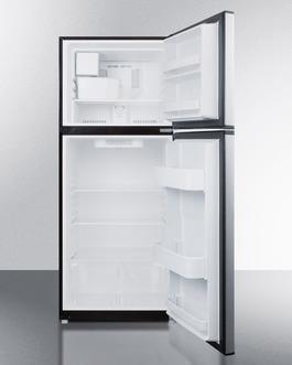 FF1387SSIM Refrigerator Freezer Open