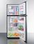FF1387SSIM Refrigerator Freezer Full
