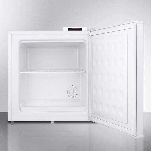 FS24LVAC Freezer Open