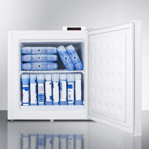 FS24LVAC Freezer Full