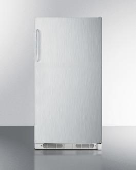 R17FFSSTB Refrigerator Front