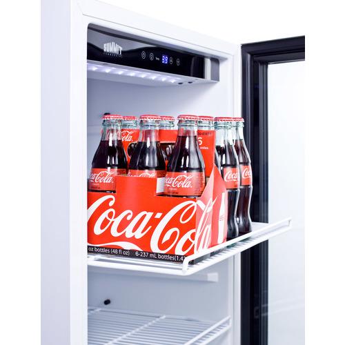 SCR1005 Refrigerator Shelves