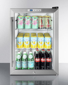 SCR312L Refrigerator Front