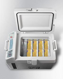 SPRF26M Refrigerator Freezer Full