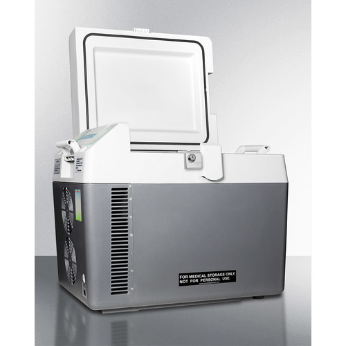 SPRF26M Refrigerator Freezer Open