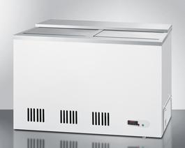 SCFR70BC Freezer Angle