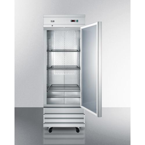 SCFF235 Freezer Open