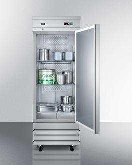 SCFF235 Freezer Full