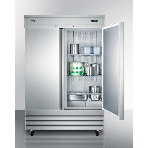 SCFF495 Freezer Full