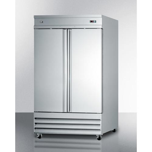 SCFF495 Freezer Angle