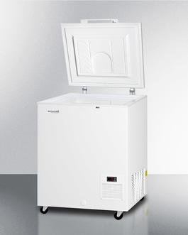EL11LT Freezer Open