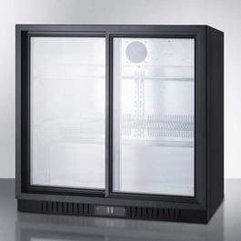 SCR700 Refrigerator Angle