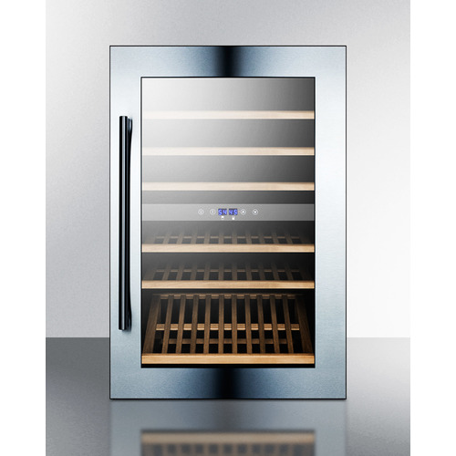 VC60D Wine Cellar Front