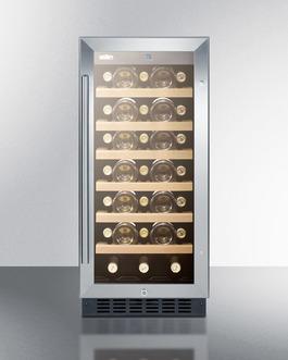 SWC1535B Wine Cellar Full