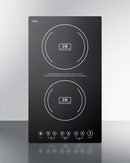 SINC2220 Induction Cooktop