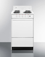 WEM1171Q Electric Range Front