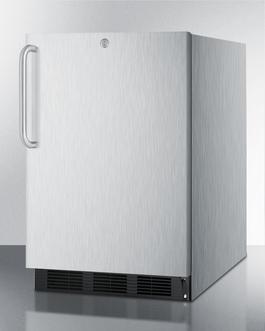SPR7OSST Refrigerator Angle