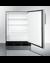 SPR7OSST Refrigerator Open