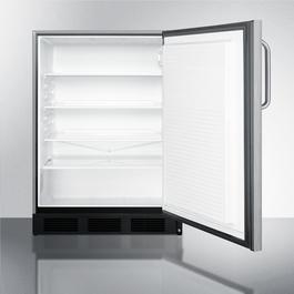 SPR7OSSTADA Refrigerator Open