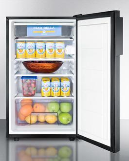 CM421BLADA Refrigerator Freezer Full