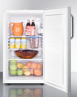 FF511LBI7SSTBADA Refrigerator Full