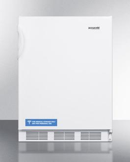 CT66J Refrigerator Freezer Front