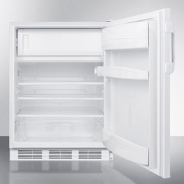 CT66J Refrigerator Freezer Open