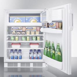 CT66J Refrigerator Freezer Full
