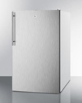 FS407LBI7SSHVADA Freezer Angle