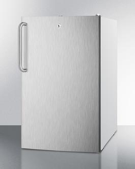 FS407LBI7SSTBADA Freezer Angle