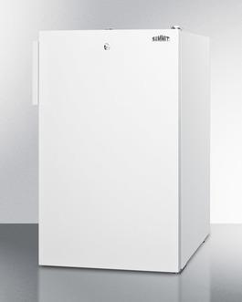 FS407LBIADA Freezer Angle