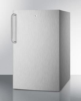 FS407LCSSADA Freezer Angle