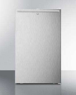 FS407LSSHHADA Freezer Front