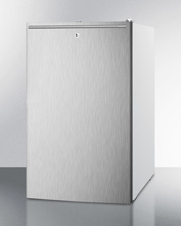 FS407LSSHHADA Freezer Angle