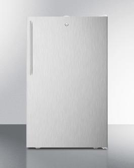 FS407LSSHVADA Freezer Front
