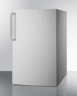 FS408BL7CSSADA Freezer Angle