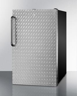 FS408BL7DPLADA Freezer Angle
